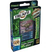 Jogo Super Trunfo Dinossauros - Grow 32 Cartas
