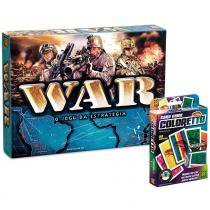 Jogo War - Grátis Card Game Coloretto - Grow - Grow