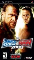 Jogo WWE Smackdown vs. Raw 2009 - PSP - THQ
