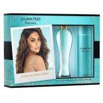 Juliana Paes Precious Eau de Toillete Juliana Paes - Perfume Feminino 100ml + Desodorante 150ml - Juliana Paes