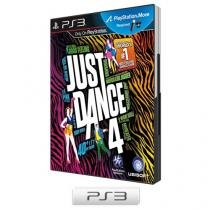 Just Dance 4 para PS3 - Ubisoft