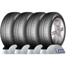 "Kit 4 Pneus Aro 14"" Michelin 175/65 R14 82T - Energy XM2 Green X"