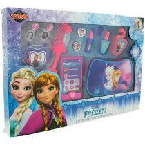 Kit Beleza com Bolsinha Frozen - Toyng