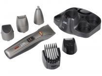 Kit Cortador de Cabelo Lizz Professional - c/ Acessórios Seco e Molhado Total Cliper