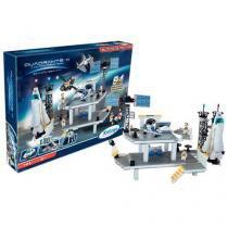 Kit de Blocos Quadrante X Estação Espacial - Xalingo - 704 Peças