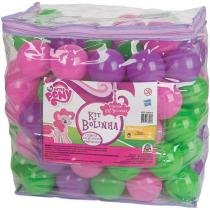 Kit de Bolinhas My Little Pony - Braskit