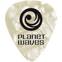 Kit de Palhetas para Guitarra 10 Unidades Média 1CWP4-10 - Planet Waves - Planet Waves