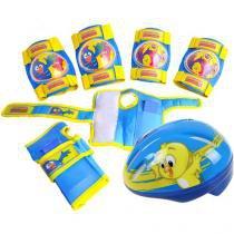Kit de Segurança Galinha Pintadinha - Astro Toys
