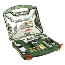 Kit Ferramentas Bosch 102 Peças - X-Line Titânio