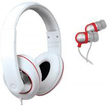 Kit Headphone DJ E Arphone Isound  DGHP4005 - iSound