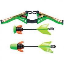 Kit Infantil Arco com 2 Flechas Ben 10 2153 - Líder Brinquedos - Lider Brinquedos