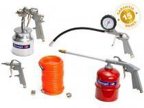 Kit para Compressor de Ar 5 Peças - Ferrari RATK-A