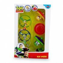Kit Pião com Luz Toy Story - Toyng - Toyng