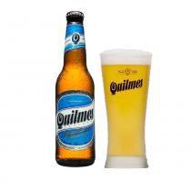 Kit Quilmes - Cerveja Long Neck + Copo Quilmes