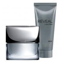 Kit Reveal Men Calvin Klein - Masculino - Eau de Toilette - Perfume + Sabonete Líquido - Calvin Klein