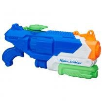 Lançador de Água Nerf Super Soaker Breach Blast B4438 - Hasbro - Hasbro