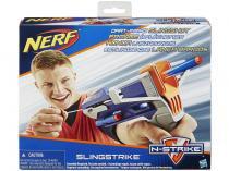 Lançador Nerf com Acessórios Hasbro - N-Strike Elite SlingStrike Slingshot
