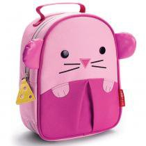Lancheira Zoo Ratinha Style Pink/Rosa - Skip Hop - Skip Hop