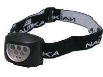 Lanterna de Cabeça com Sistema de 7 LEDs - Nautika Dragster
