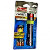 Lanterna de LED com Ajuste de Foco - Coleman - Preto - Coleman