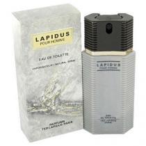 Lapidus Pour Homme Ted Lapidus - Perfume Masculino - Eau de Toilette - 30ml - Ted Lapidus