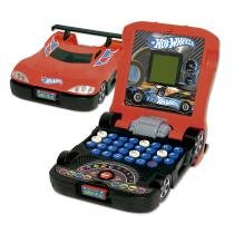 Laptop Hot Wheels Junior 8 Atividades - Oregon - Hot Wheels