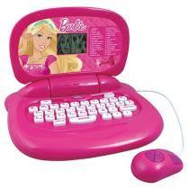 Laptop Infantil Barbie Dream - 30 Atividades Candide