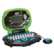 Laptop Max Steel Bilíngue 64 atividades - Candide - Max Steel