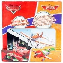Lata Colecionável com Livro de Atividades - Disney Pixar Carros & Aviões - DCL