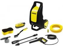 Lavadora de Alta Pressão Karcher K3 Premium - 1740 Libras Mangueira 3m Aplicador de Detergente