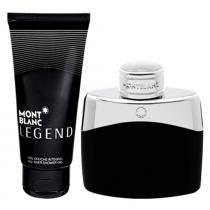 Legend Montblanc - Masculino - Eau de Toilette - Perfume + Gel de banho - Montblanc