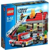 LEGO City Incêdio - 300 Peças - 60003