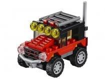 LEGO Creator Carros de Corrida do Deserto - 4111131040 65 Peças