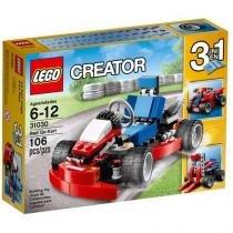 LEGO Creator Kart Vermelho - LEGO
