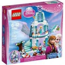 LEGO Disney Princess O Castelo de Gelo da Elsa - 41062 292 Peças
