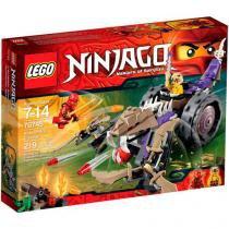 LEGO Ninjago Carro de Ataque de Anacondrai - 219 Peças - 70745