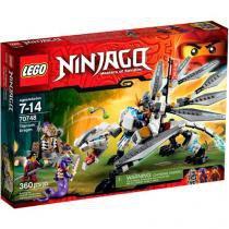 LEGO Ninjago Dragão de Titânio - 360 Peças - 70748