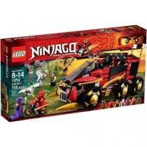 LEGO Ninjago Ninja DBX 70750 - 756 Peças