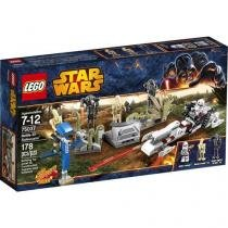 "LEGO Star Wars Battle on Saleucami"" - 178 Peças 75037"