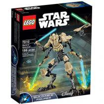 "LEGO Star Wars"" Constraction General Grevious - 75112 186 Peças"