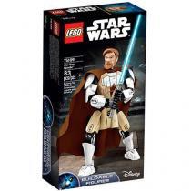 "LEGO Star Wars"" Constraction Obi-Wan Kenobi - 75109 83 Peças"