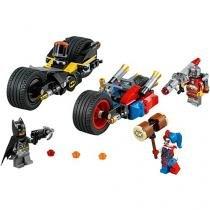 LEGO Super Heroes Batman: Perseguição de - Motocicleta na Cidade de Gotham 76053 224 Peças
