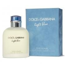 Light Blue Pour Homme Dolce Gabbana Eau de Toilette Perfume Masculino 75ml - Dolce Gabbana
