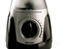 Liquidificador Advance Filtro Platinium 8 Velocid. 1,7L 550w - Mallory