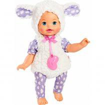 Little Mommy Fantasias Fofinhas Cordeirinho - Mattel - Little Mommy