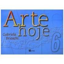 Livro: Arte Hoje - 6º Ano - Atual Editora