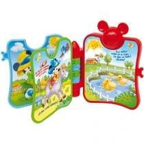 Livro Infantil Disney Baby Mickey - Dican