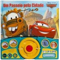 Livro Infantil Disney - Carros Um Passeio Pela Cidade DCL