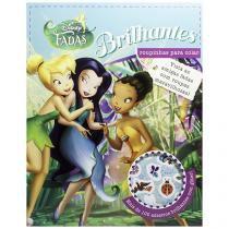 Livro Infantil Disney Fadas Brilhantes - DCL