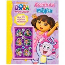 Livro Infantil Dora, A Aventureira - Atividades Aventura Mágica DCL
